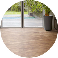 Featured Flooring - Luxury Vinyl Tile