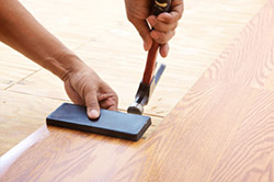 Abbey Carpet & Floor of Harrisburg offers laminate installation.