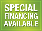 Abbey Carpet & Floor of Harrisburg offers special financing.